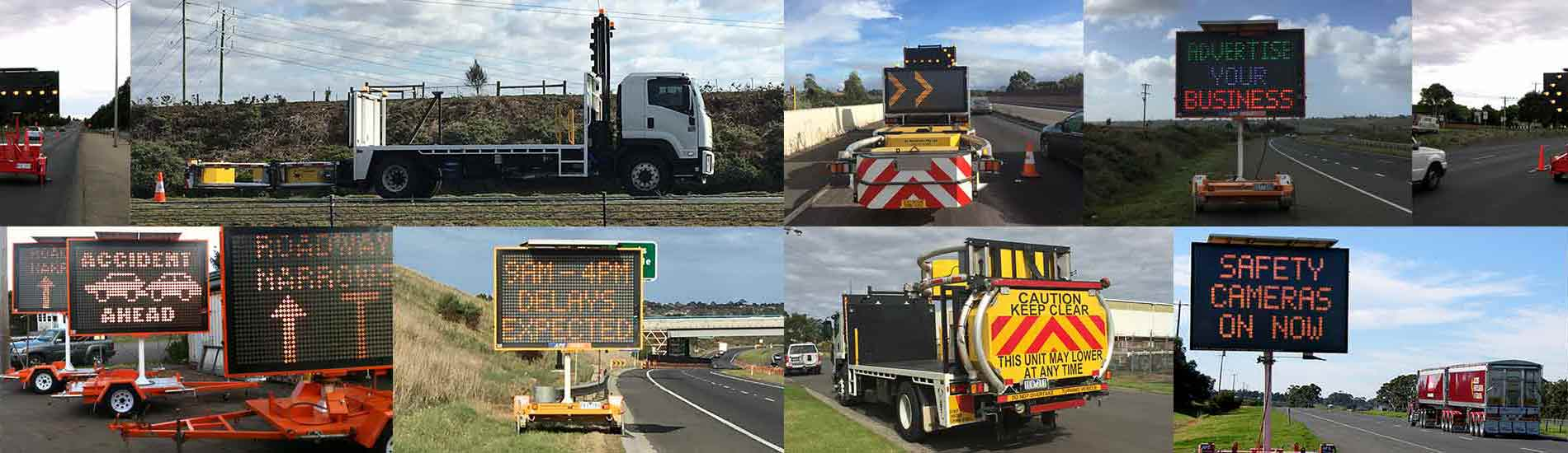 Variable Speed Limit Signs Victoria